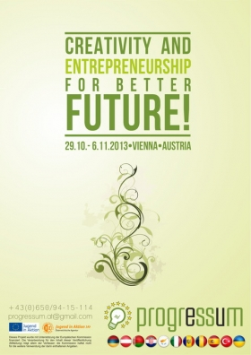 Creativity and Entrepreneurship for better Future (2013)