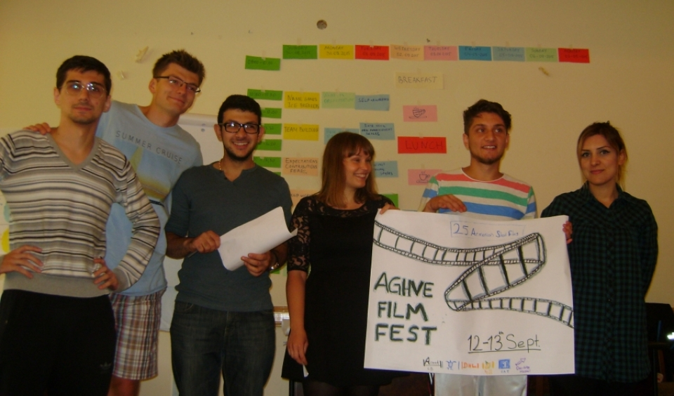 Aghve Film Fest Project